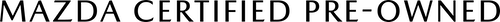 Mazda certified preowned logo