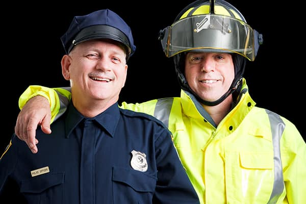 Police and Firefighter  Discount
