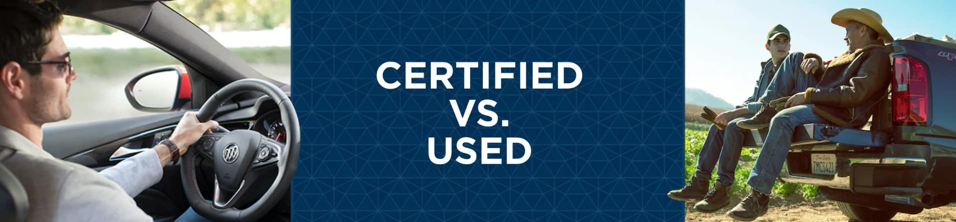 Certified vs Used