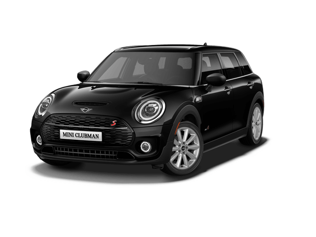 New 2021 MINI Cooper S Clubman ALL4