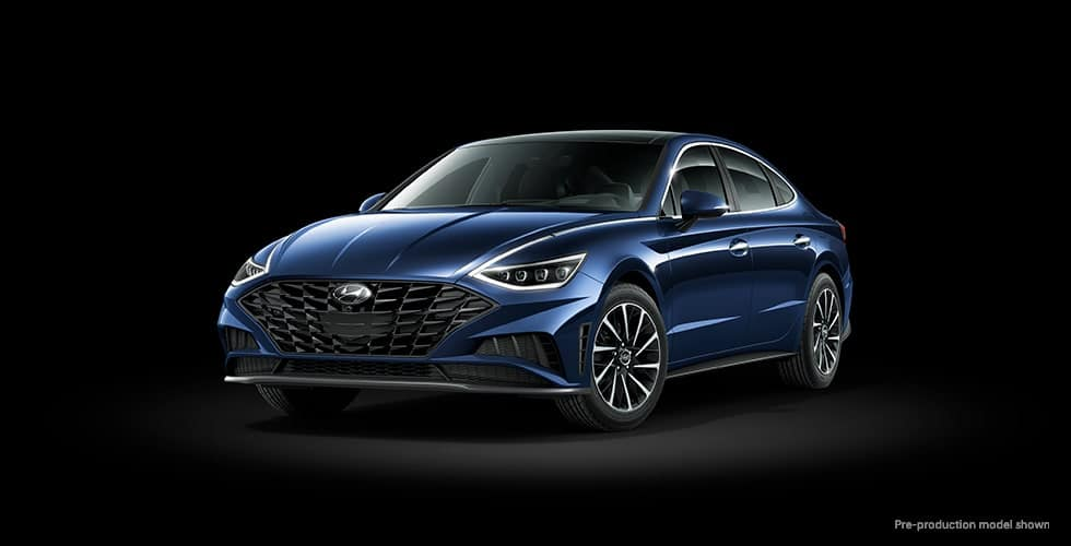2020 Hyundai Sonata Color Options