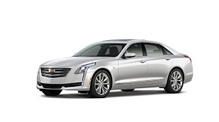 2017 Cadillac CT-6 Luxury