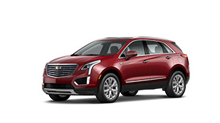 2017 Cadillac XT-5 Luxury