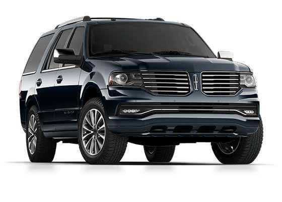 New 2017 Lincoln Navigator Select