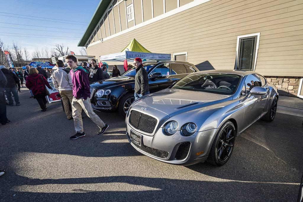Cars And Coffee Morrie S Automotive Group