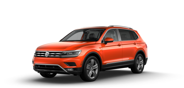2018 Volkswagen Tiguan FWD
