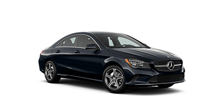 2017 CLA250 Coupe 4MATIC®