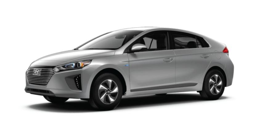 2017 Hyundai Ioniq Hybrid SEL