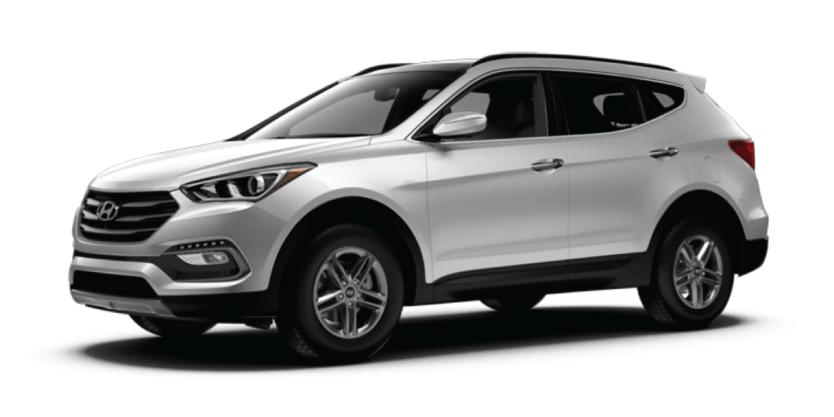 2018 Hyundai Santa Fe Sport Value Edition