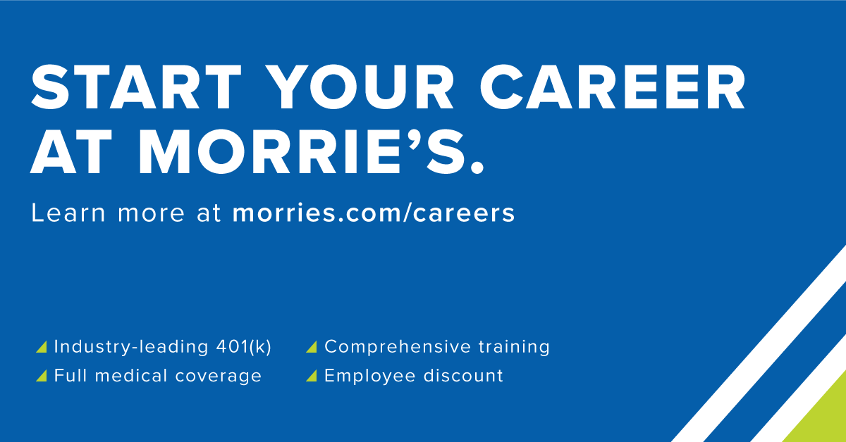 Start Your Career Not Just A Job Morrie S Automotive Group