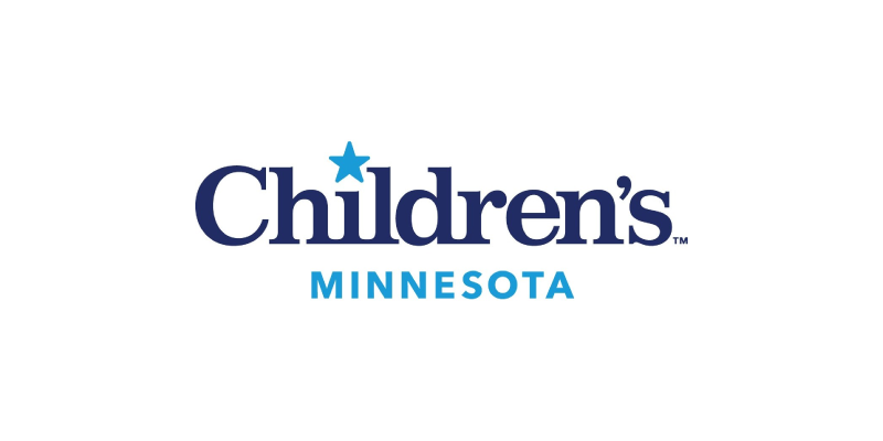 Children's Minnesota. logo