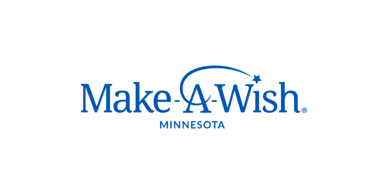 Make-a-Wish Minnesota. logo