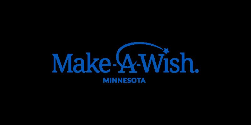 Make-a-Wish Minnesota. logo