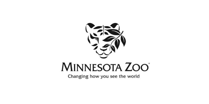 The Minnesota Zoo. logo