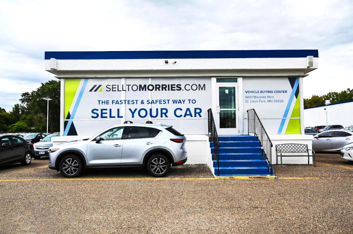 Sell to Morrie's   Morrie's Auto Group