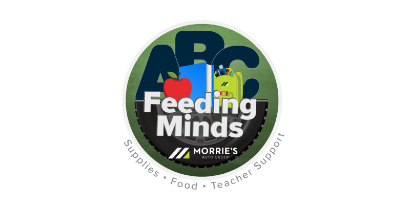Feeding Minds. logo