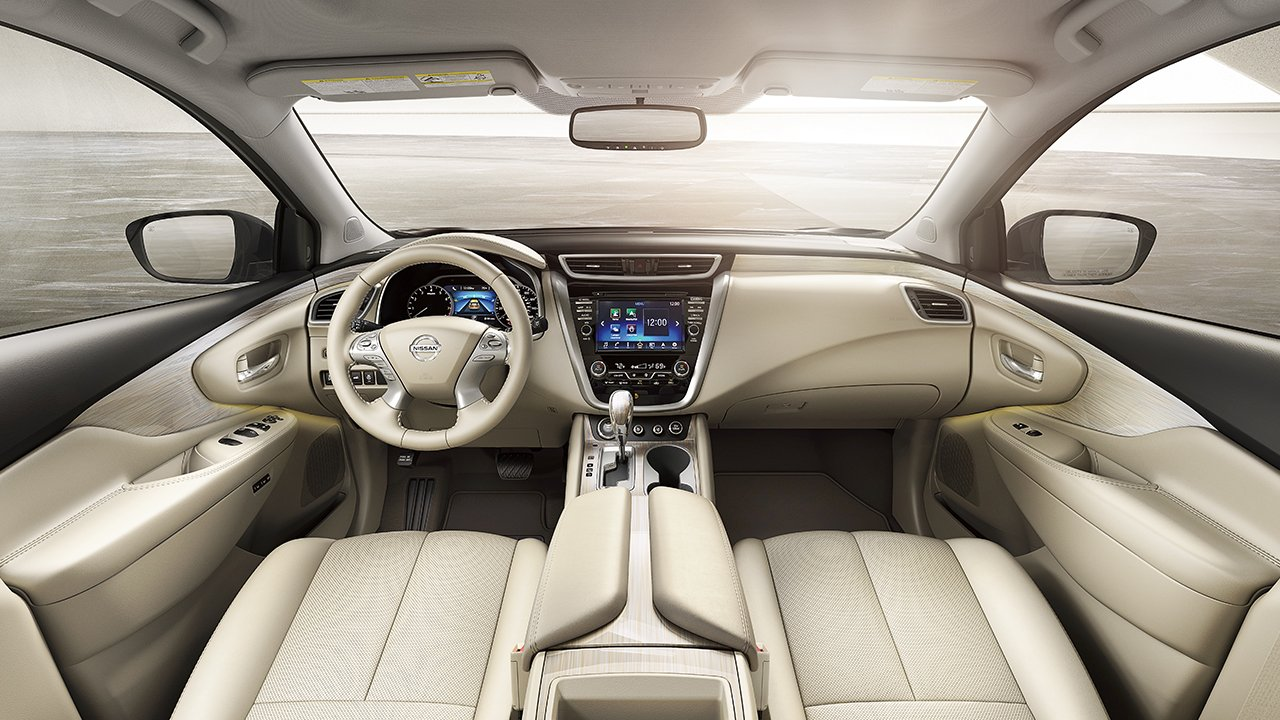 2017-nissan-murano-cream-leather