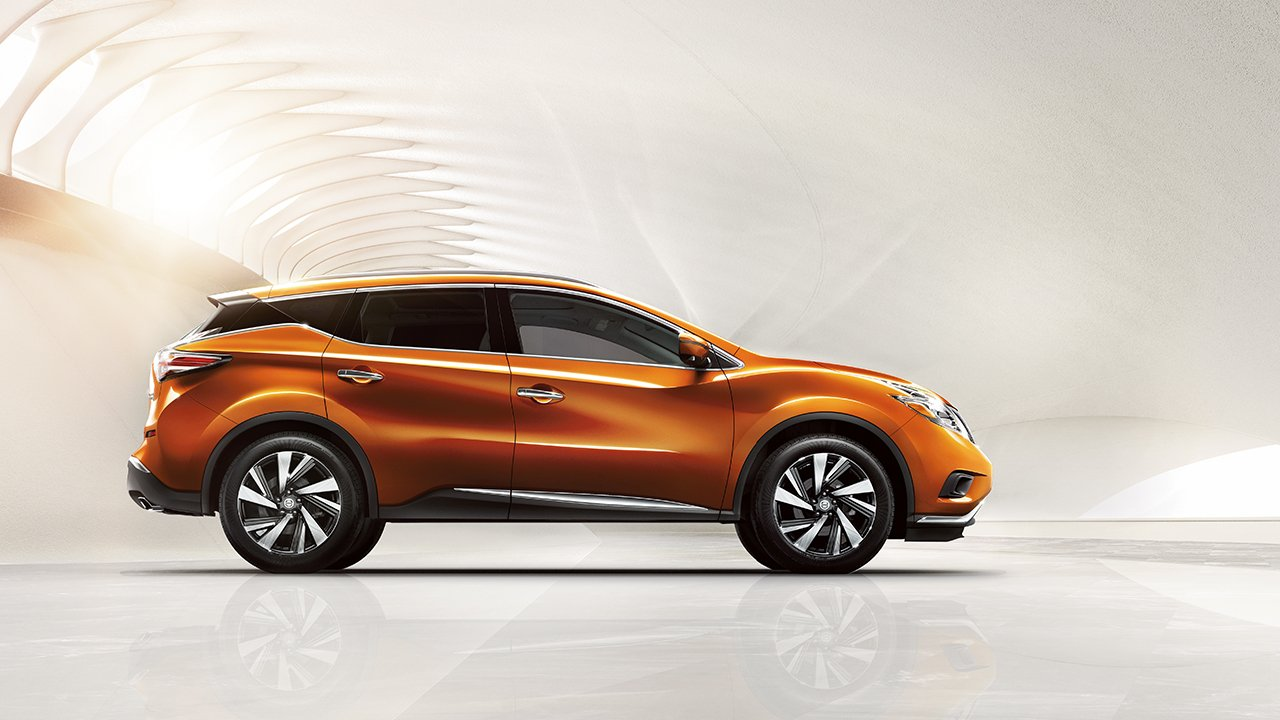 2017-nissan-murano-orange-side-view