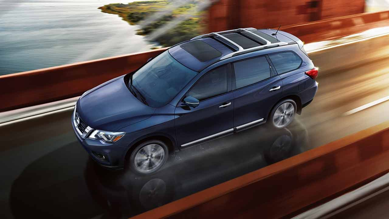 2017 Nissan Pathfinder Highway Mileage