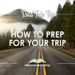 #MorriesRoadTrip Tips