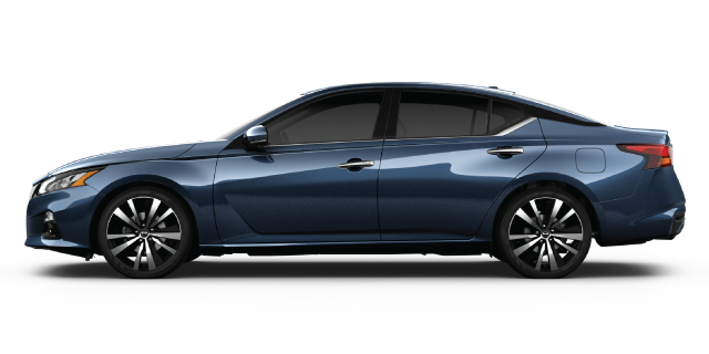 2020 Nissan Altima S FWD