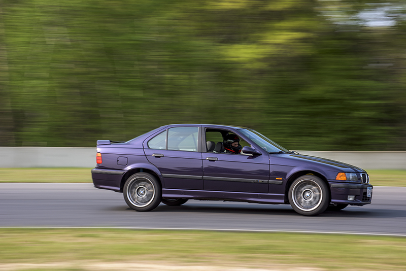 Morrie's Luxury Auto Track Experience