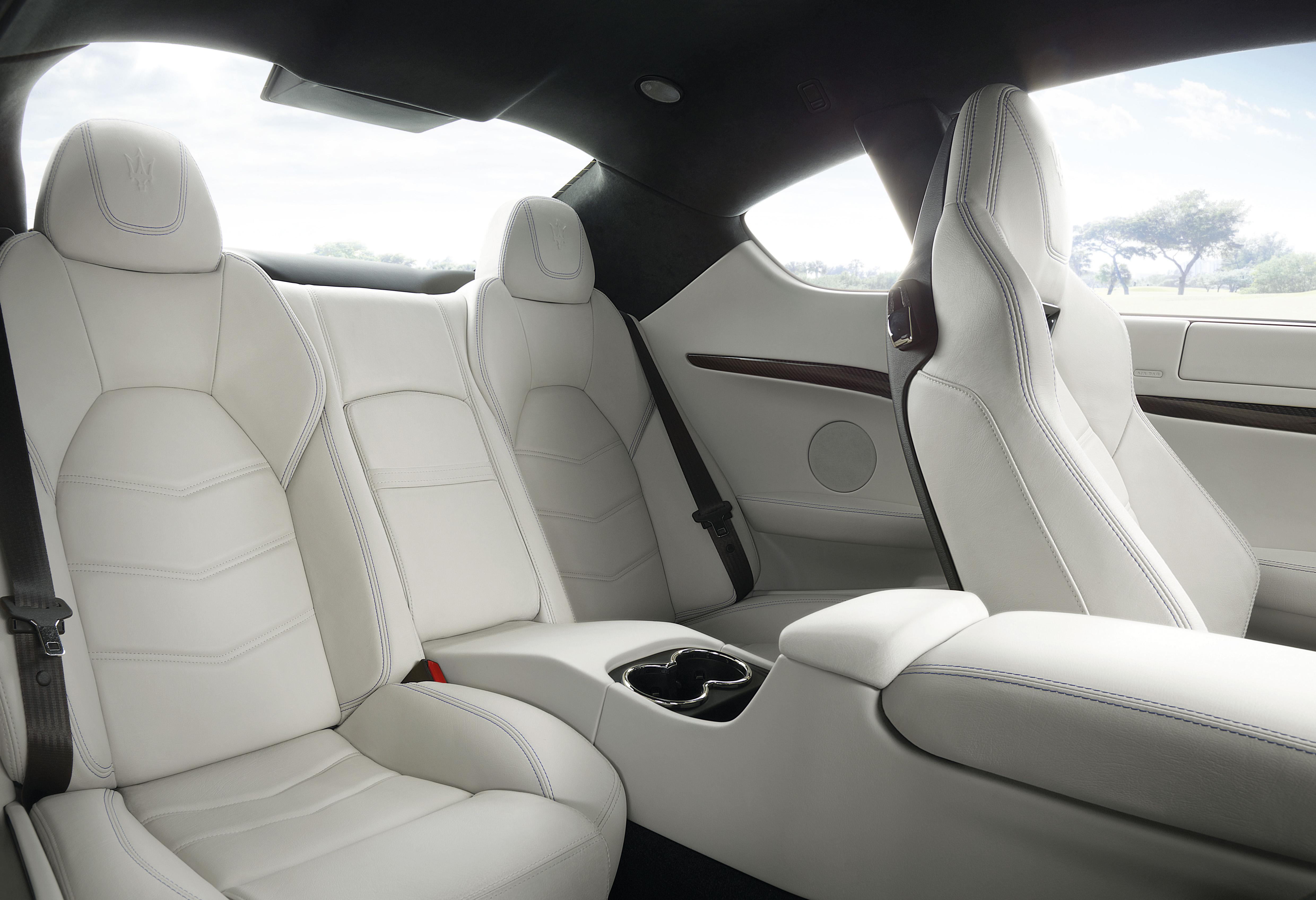 Maserati granturismo morrie 39 s luxury auto for Maserati granturismo s interieur