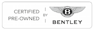 Certified Pre-owned Bentley