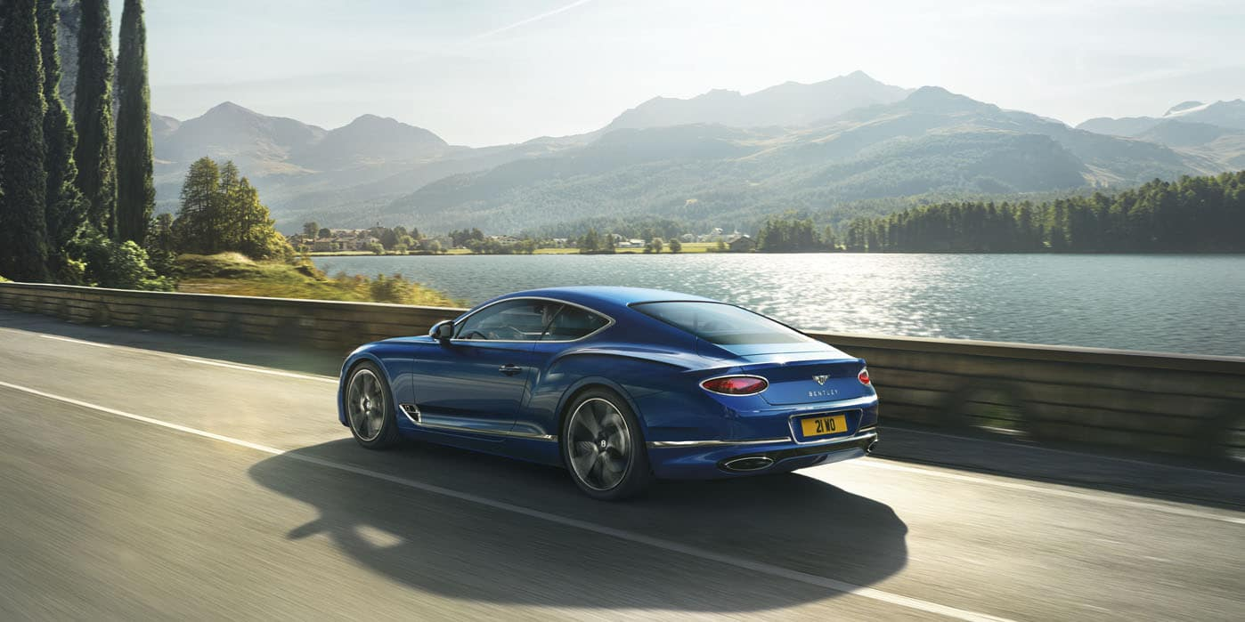 EXPLORE THE NEW CONTINENTAL GT. 1 ...