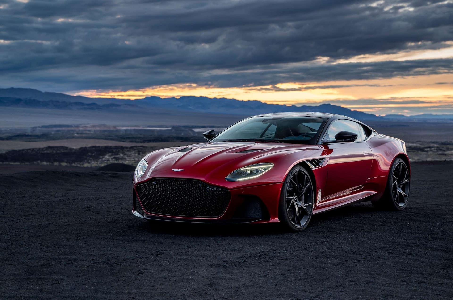 2019 Aston Martin Dbs Superleggera For Sale In Minneapolis Mn