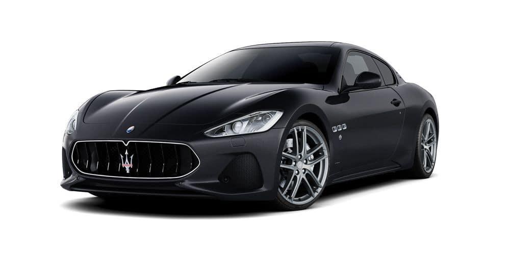 Remaining 2018 Maserati GranTurismo Models