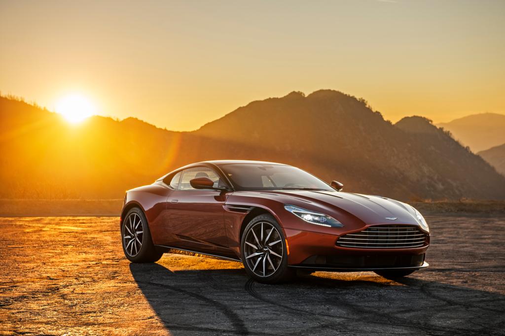 New 2019 Aston Martin DB11