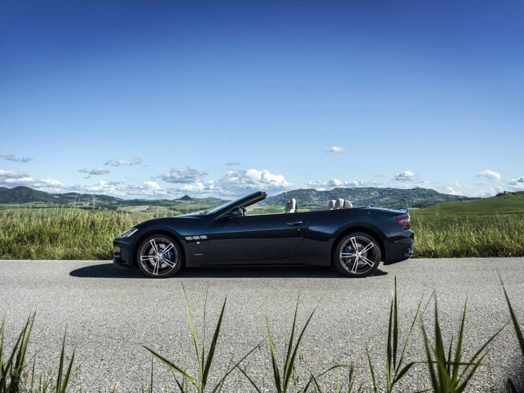 2019 Maserati Gran Turismo Sport Convertible