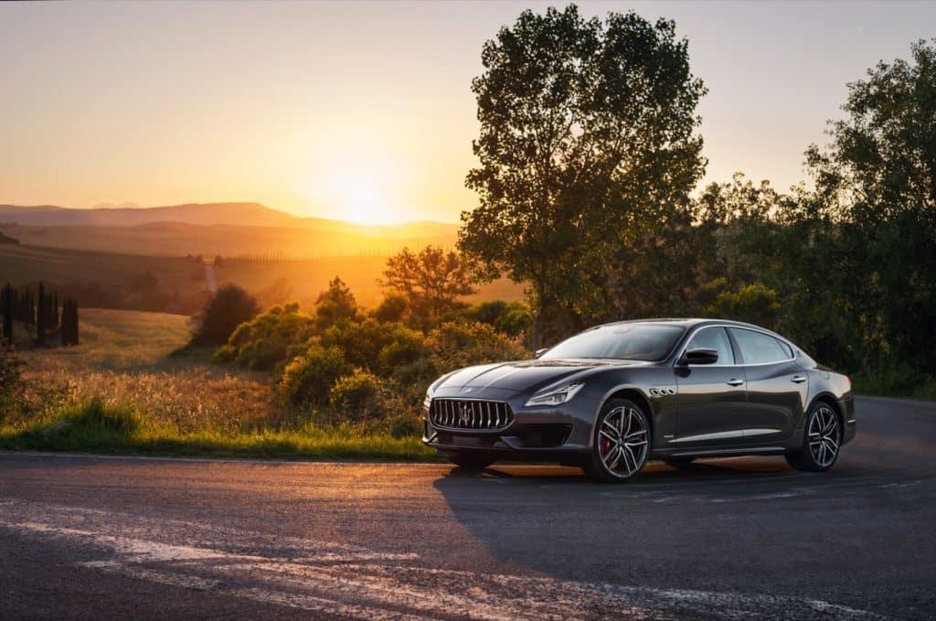 2019 Maserati Quattroporte SQ4