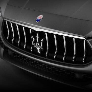 Maserati Ghibli Grille