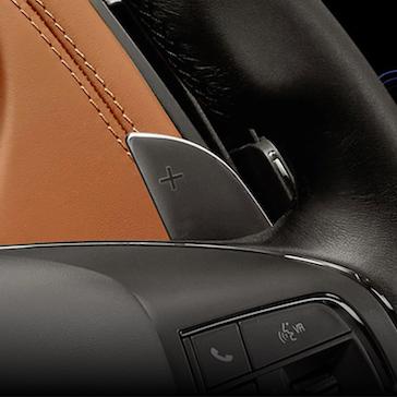 Maserati Ghibli Power Shifters