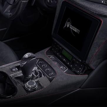 Maserati GranTurismo Shifter