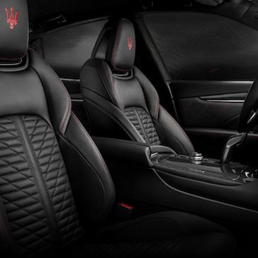 Maserati Levante Seats