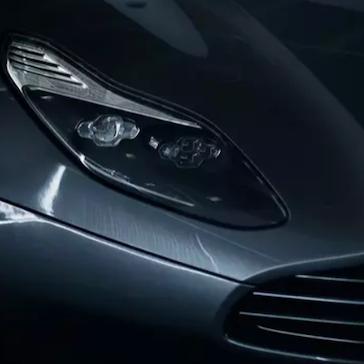 Aston Martin DB11 Headlight