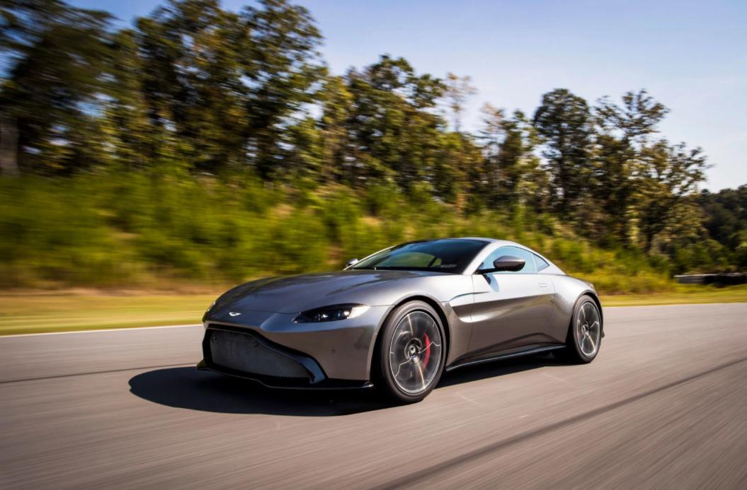 2021 Aston Martin Vantage Exterior