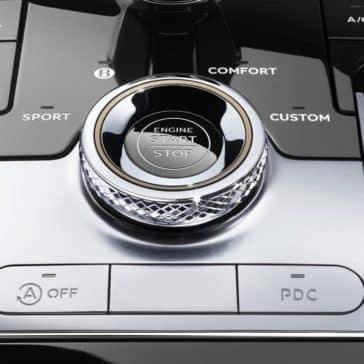Continental GT Interior Console