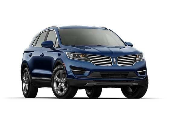 2017 Lincoln MKC AWD Select