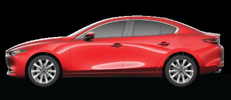 2019 Mazda3 Sport 4-Door