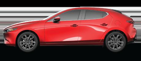 2020 Mazda3 Hatchback Preferred