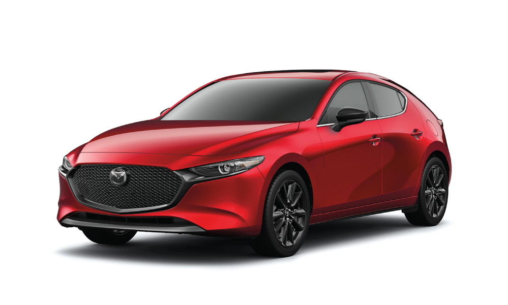 2021 Mazda3 Hatchback 2.5S FWD