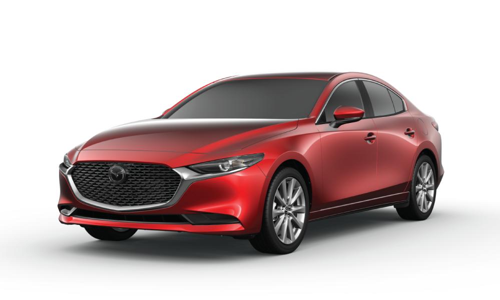 2021 Mazda3 Sedan 2.5S FWD