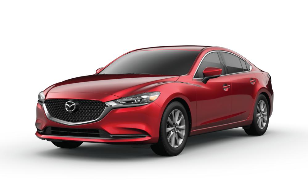 2021 Mazda6 Sedan Sport