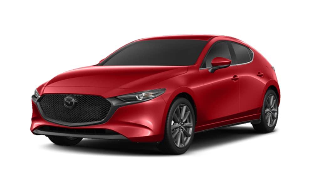2021 Mazda3 Hatchback Select AWD