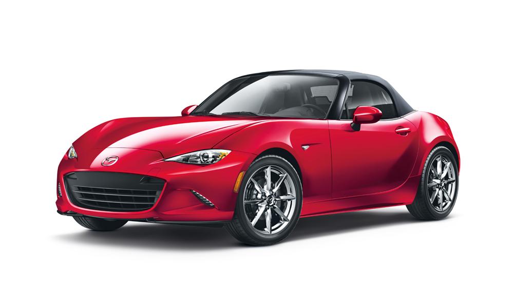 2021 Mazda Miata RF Grand Touring