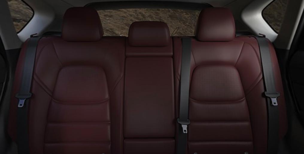 Mazda-CX-5-Interior-Red-Leather